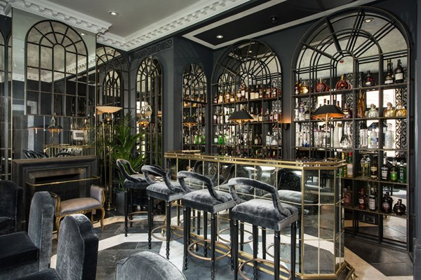 The Franklin by Alfredo Russo - London
