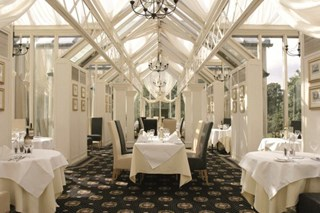 The Garden Room Restaurant - Stratford Upon Avon - Warwickshire