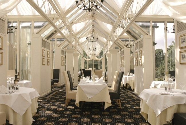 The Garden Room Restaurant At Best Western Grosvenor Hotel