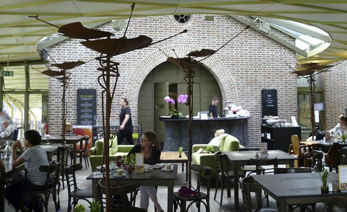 The Geffrye Museum Café - London