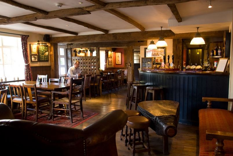 The George & Dragon - Canterbury - Kent