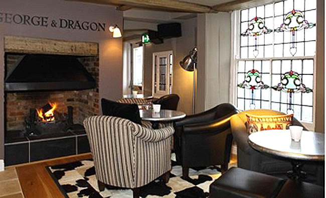 The George & Dragon - Epping - Essex
