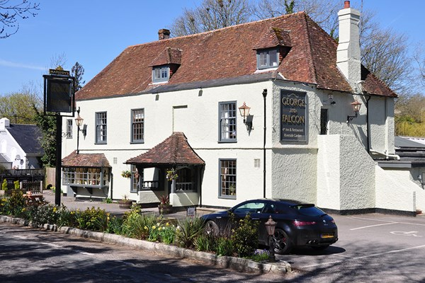 The George & Falcon - Hampshire