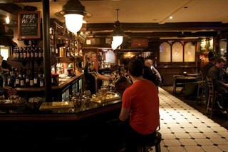 The George IV - London