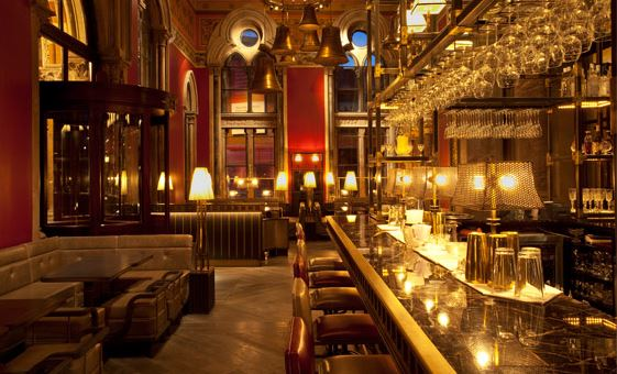 Reserve a table at The Gilbert Scott Bar