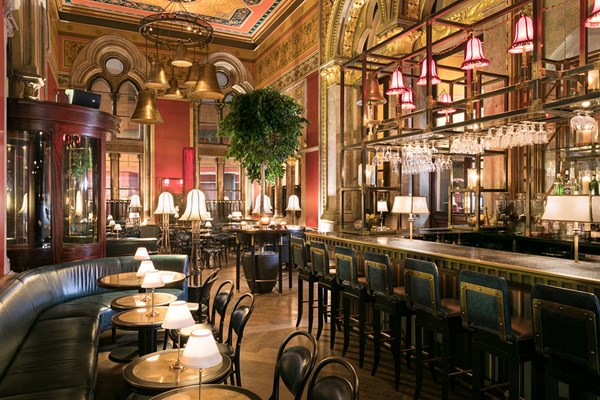 The Gilbert Scott - London