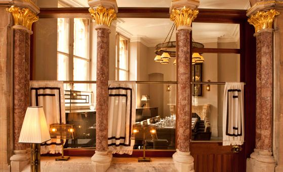 Reserve a table at The Gilbert Scott Restaurant
