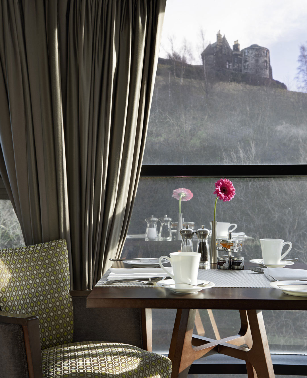 The Observatory Restaurant - Edinburgh