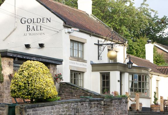 The Golden Ball - South Yorkshire