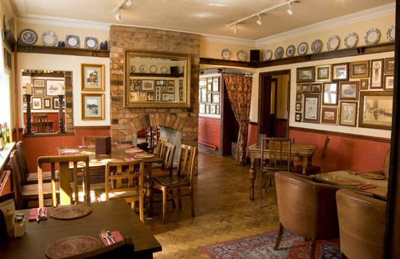 The Golden Lion - Cheshire