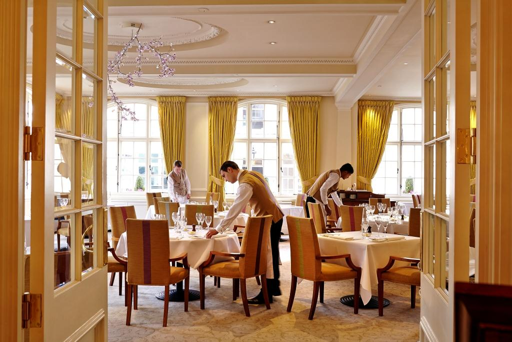 Reserve a table at The Goring Dining Room