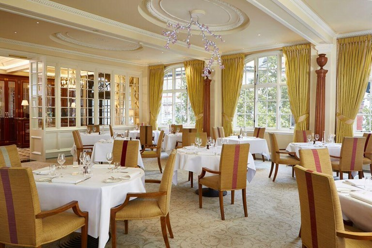 The Goring Dining Room Wine List
