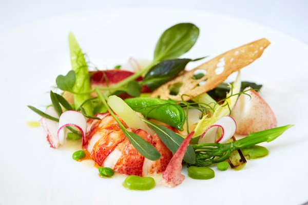 The Goring Dining Room Lunch Menu
