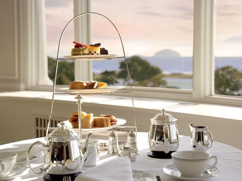 The Grand Tea Lounge - Ayrshire