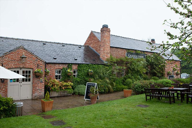 The Grange Farm - Leicestershire