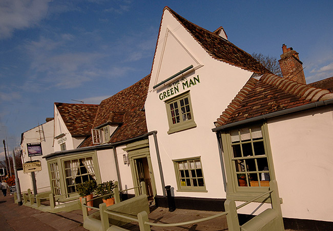 The Green Man - Trumpington - Cambridge