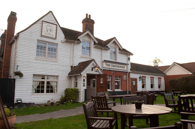The Greyhound - Brentwood - Essex