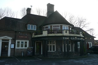 The Greyhound - Tinsley Green - East Sussex