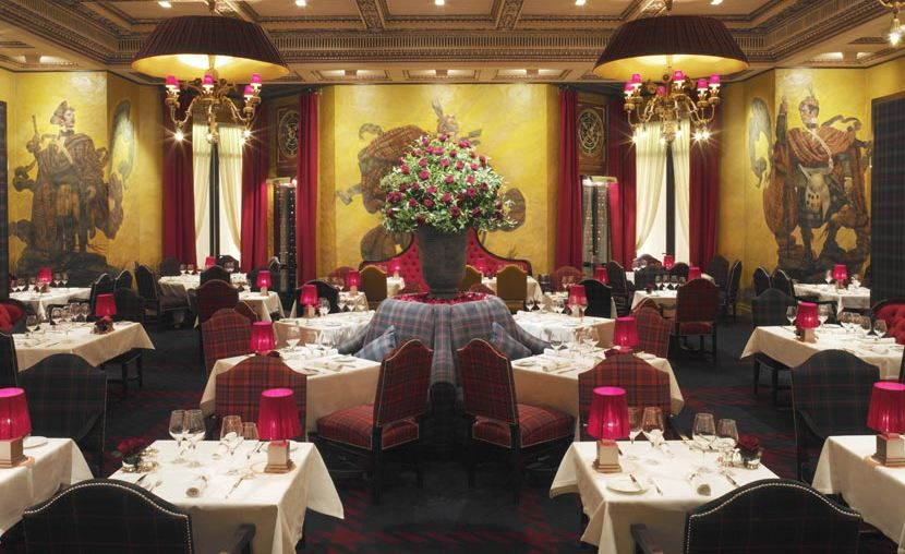 Reserve a table at The Grill at The Dorchester