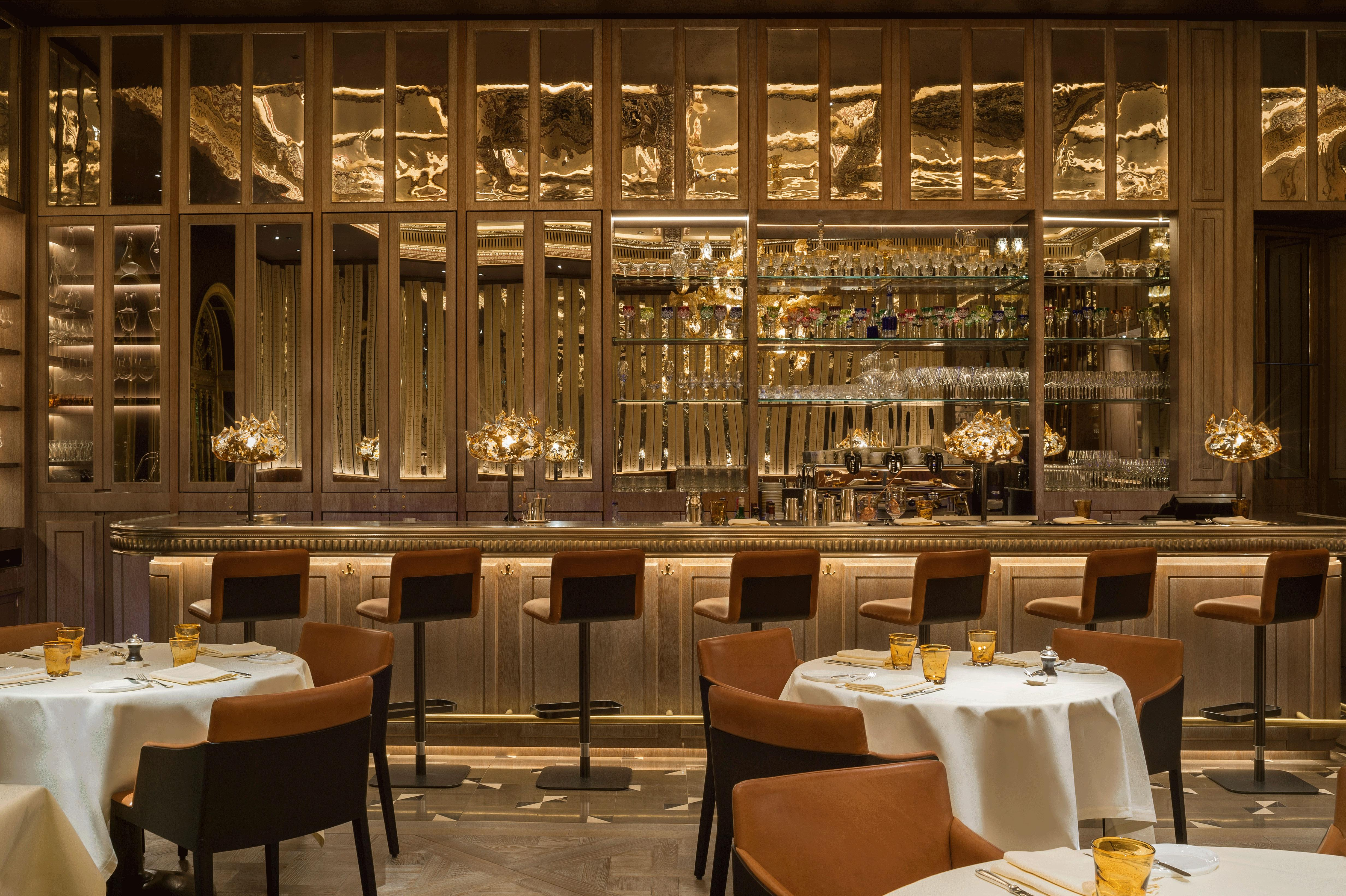 The Grill at The Dorchester - London