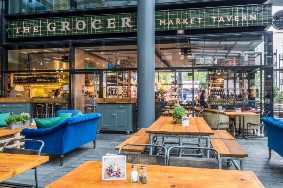 The Grocer - London