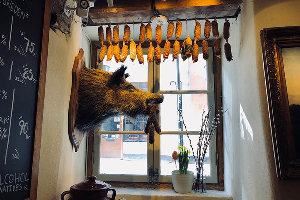 The Hairy Pig Deli - Stockholm