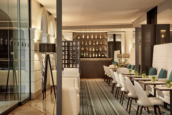 COMO The Halkin Bar - London