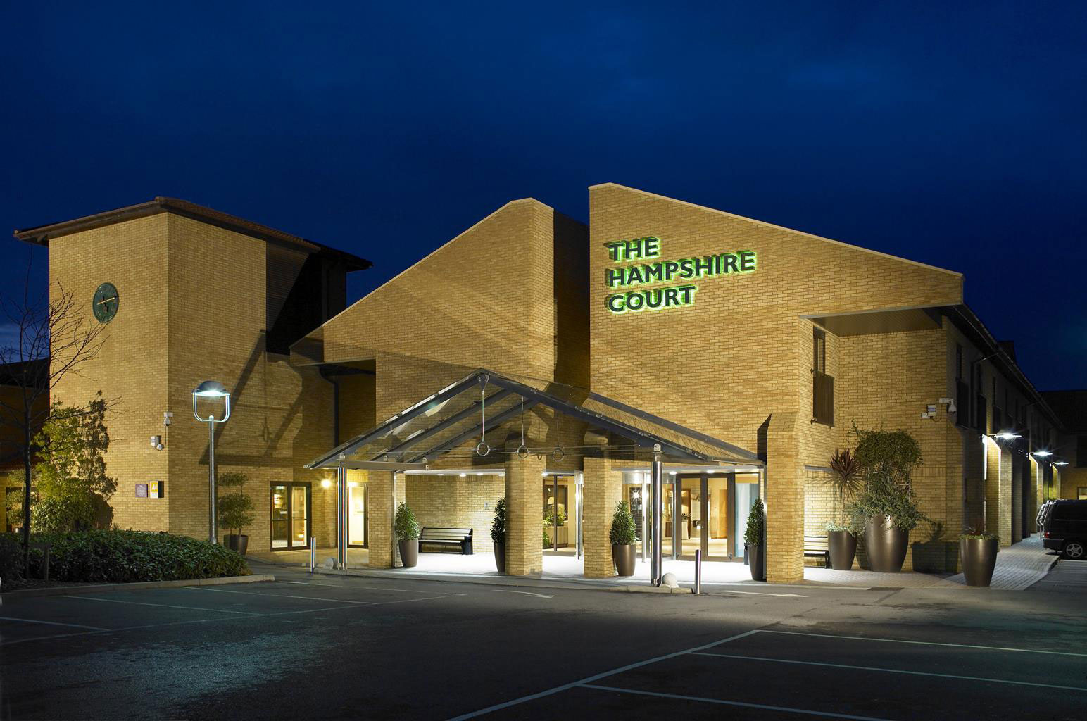 The Hampshire Court Hotel - Hampshire