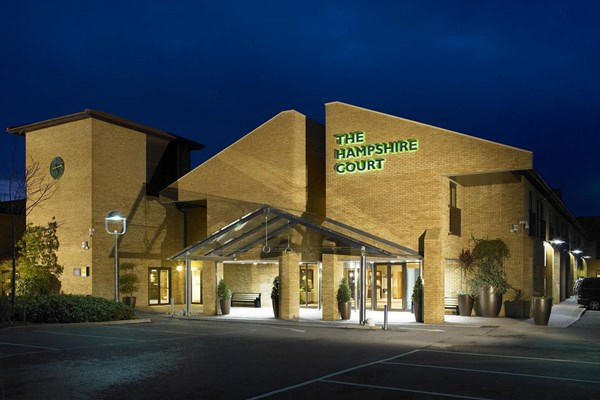The Hampshire Restaurant at The Hampshire Court Hotel - Hampshire