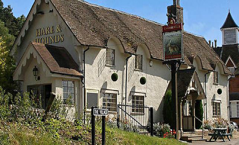 The Hare & Hounds - Bedfordshire