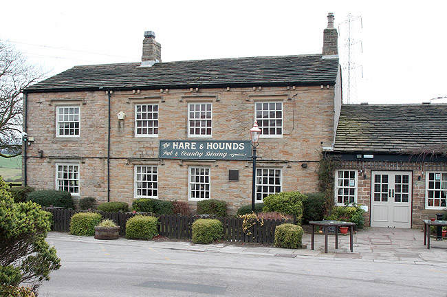 The Hare & Hounds - West Yorkshire