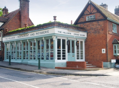 The Hillside - Wheathampstead - Hertfordshire