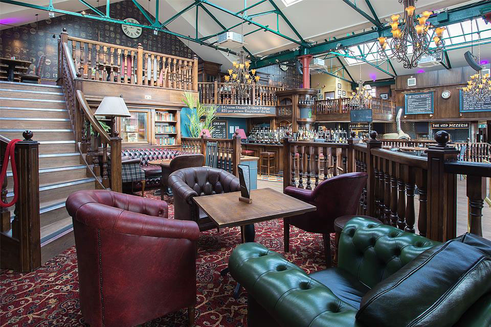 The Hop Bar & Kitchen, Saltaire - West Yorkshire