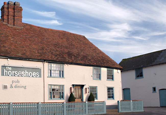 The Horseshoes @ East Farleigh - Kent