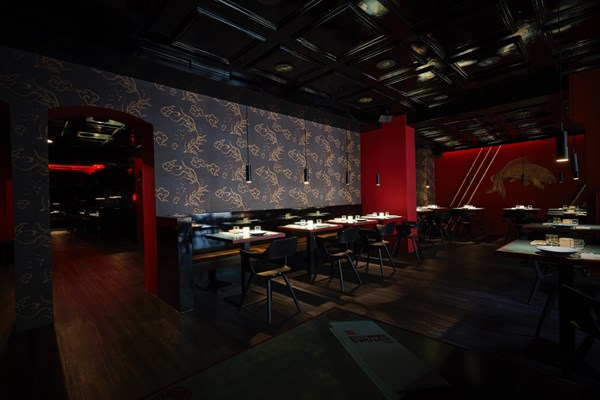 The Hutong Club - Munich