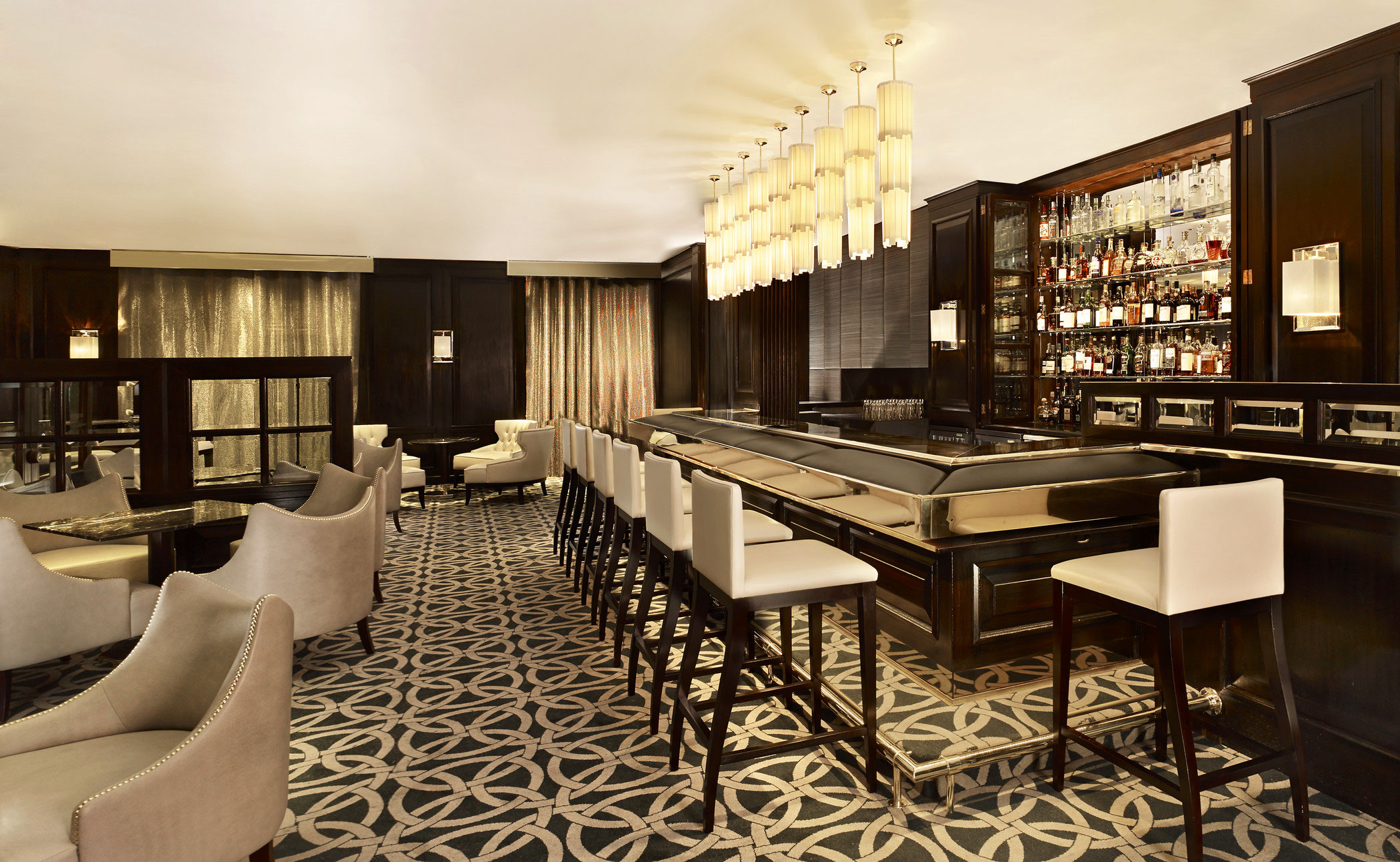 The Hyde Bar at The Park Tower Knightsbridge - London