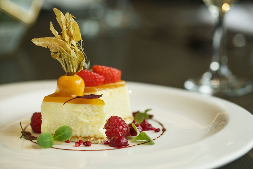 Acanthus Restaurant at Macdonald Berystede Hotel and Spa - Berkshire