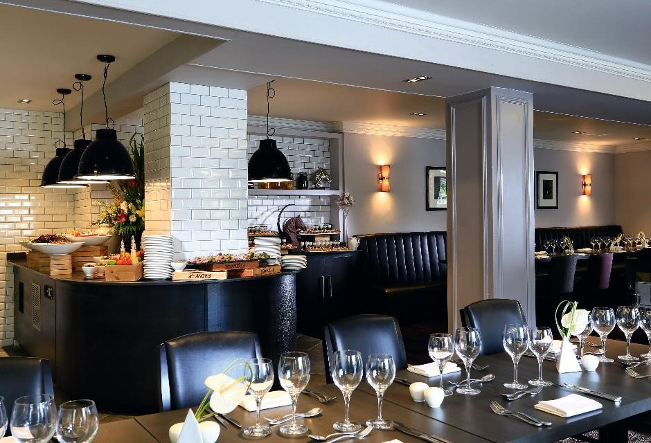 The Hyperion Restaurant at Macdonald Berystede Hotel and Spa - Berkshire