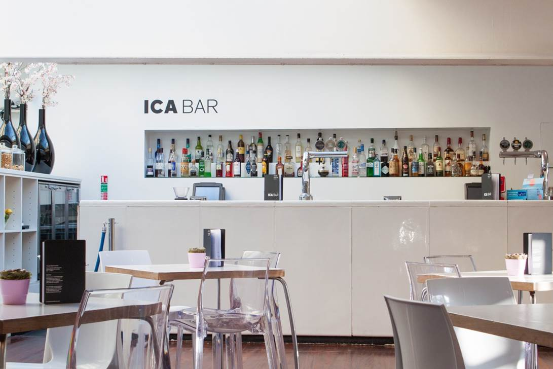 Reserve a table at The ICA Café Bar