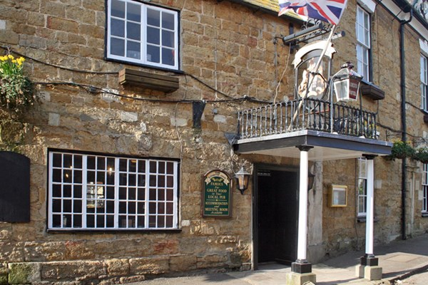 The Ilchester Arms Hotel - Dorset