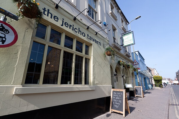 The Jericho - Oxfordshire