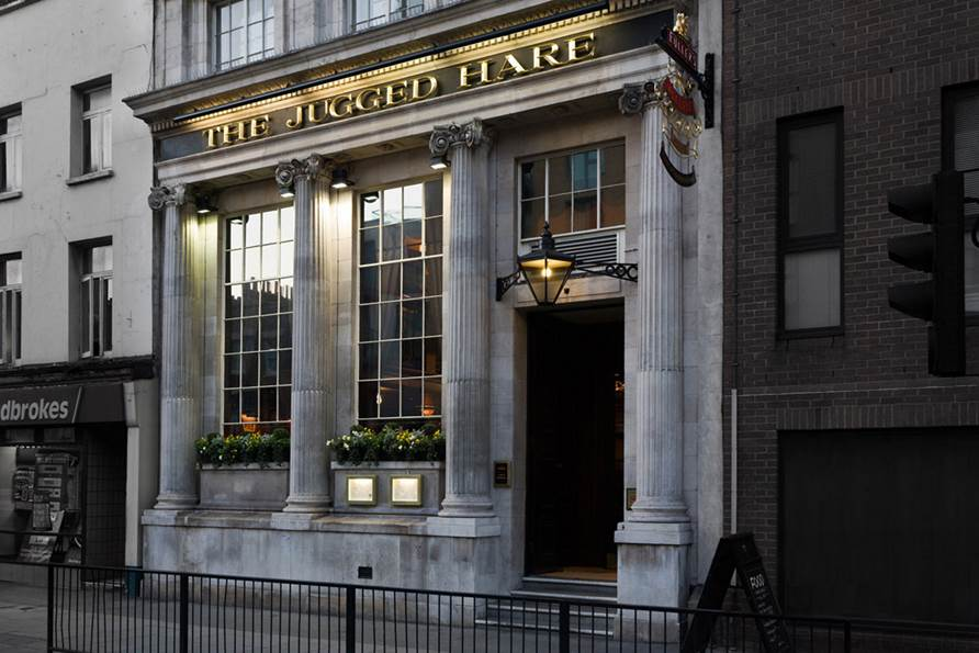 The Jugged Hare - London