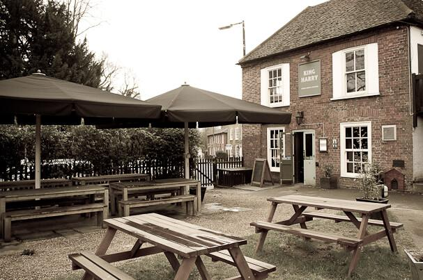 The King Harry - Hertfordshire