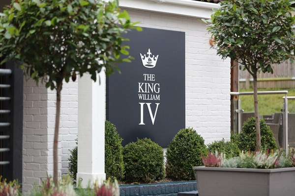 The King William IV - Essex