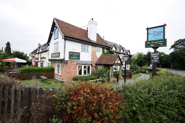 The Kingfisher - Surrey