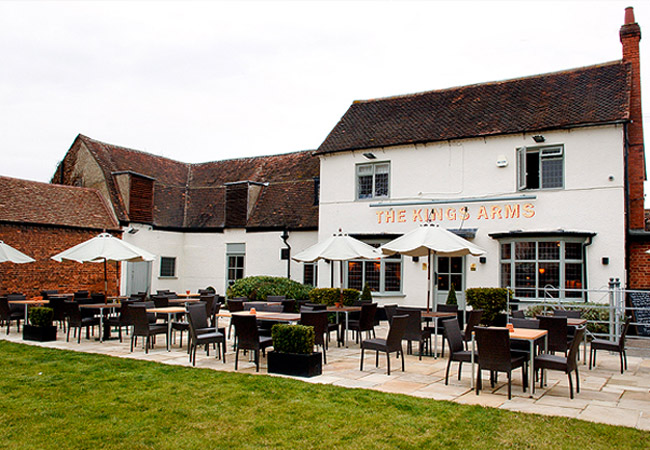 The Kings Arms - Bedford - Bedfordshire