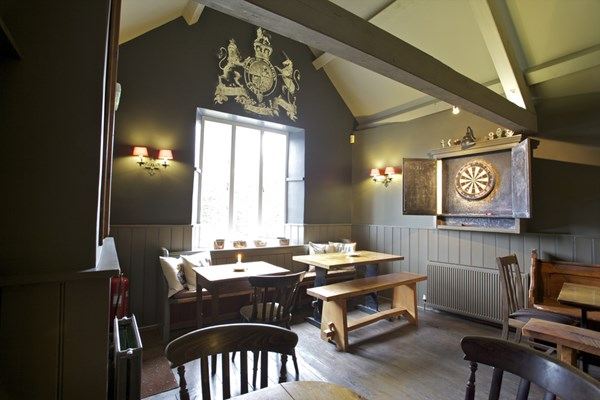 The King's Arms - Didmarton - Gloucestershire