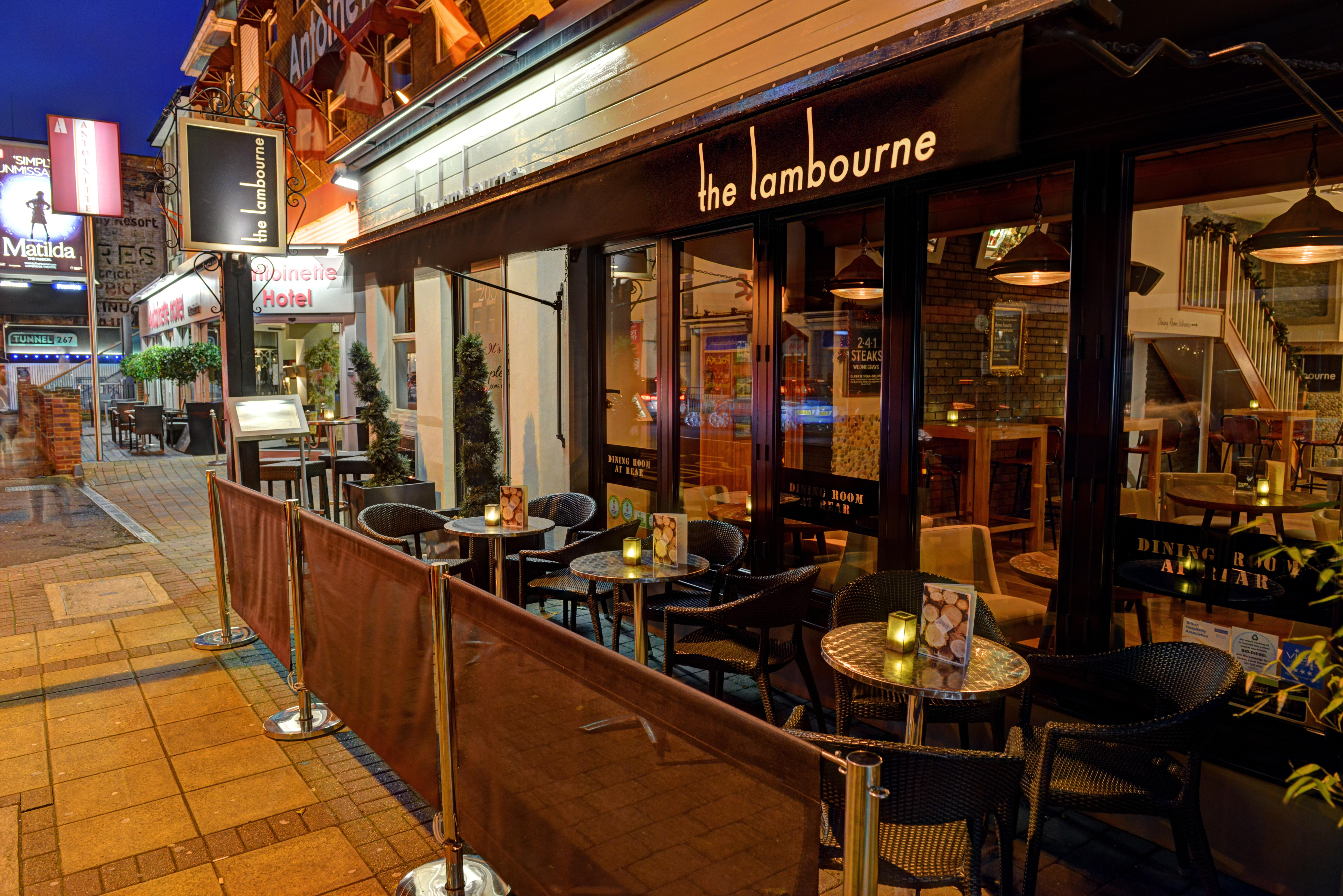 The Lambourne - London