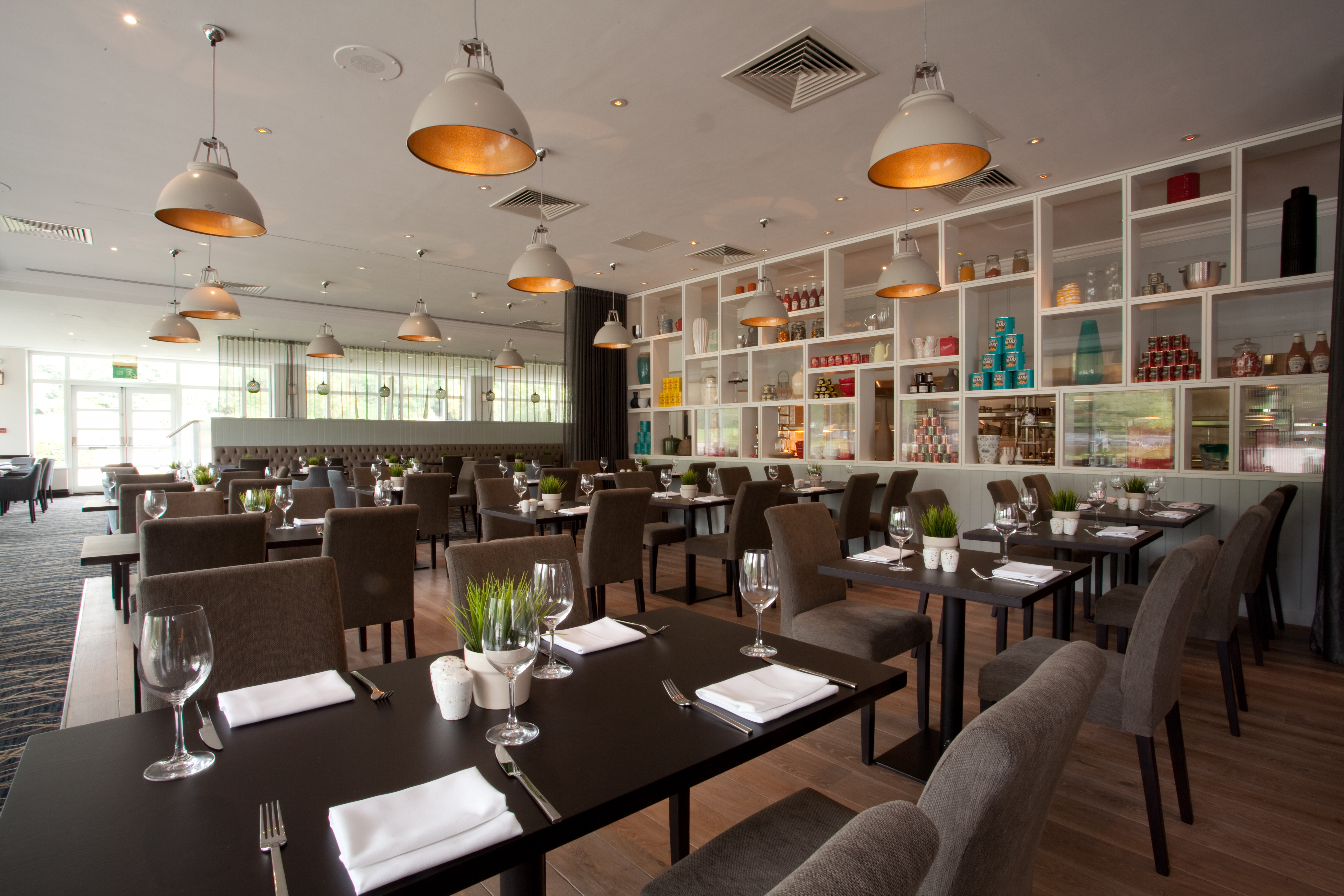 The Larder Restaurant at Hilton Coventry - Warwickshire