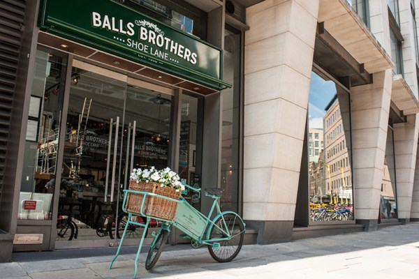 Balls Brothers Shoe Lane - London